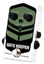 Pigtronix Gatekeeper - High Speed Noise Gate Guitar Pedal / Stomp Box